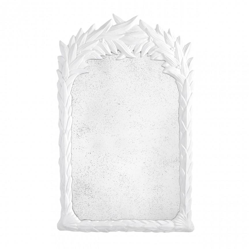 Oglinda Lux design unicat Rapallo, alb 113225 HZ, Oglinzi decorative,  a