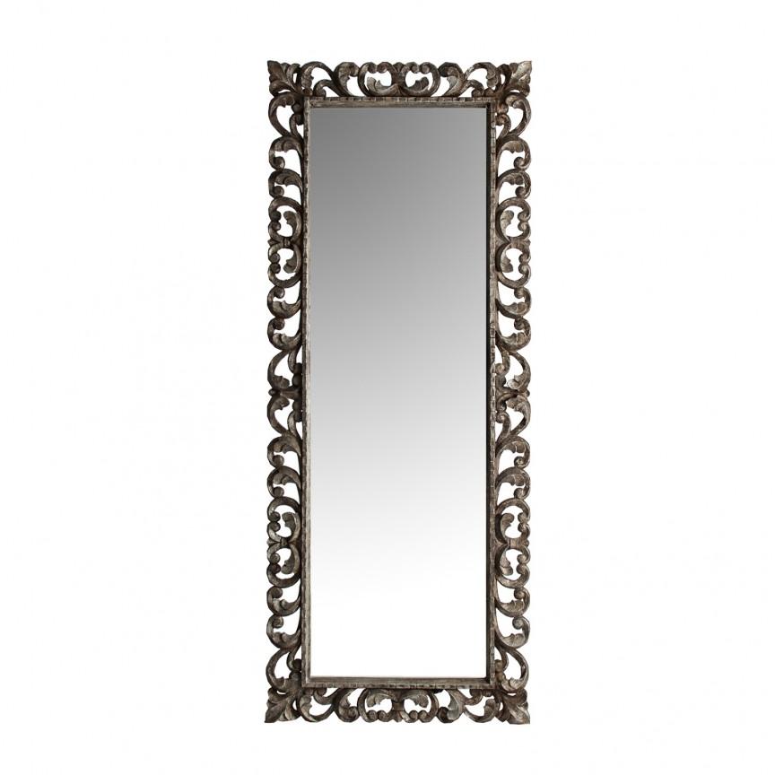 Oglinda decorativa stil colonial Elena, 80x200cm 26944 VH, Oglinzi decorative,  a