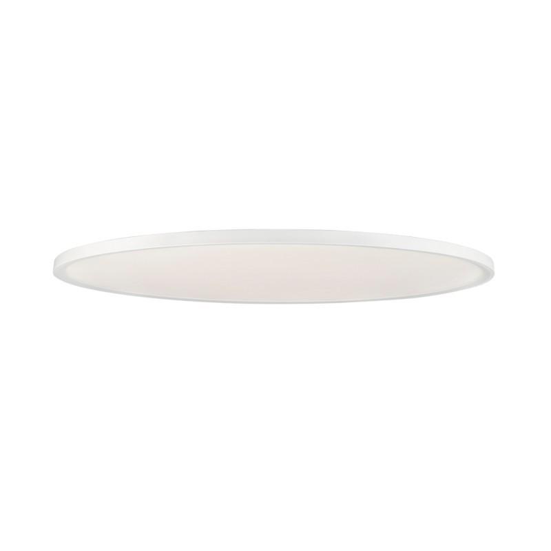 Plafoniera LED moderna design slim VOLEA 45W 2700K 166642 SU, Plafoniere LED, Spoturi LED, Corpuri de iluminat, lustre, aplice, veioze, lampadare, plafoniere. Mobilier si decoratiuni, oglinzi, scaune, fotolii. Oferte speciale iluminat interior si exterior. Livram in toata tara.  a