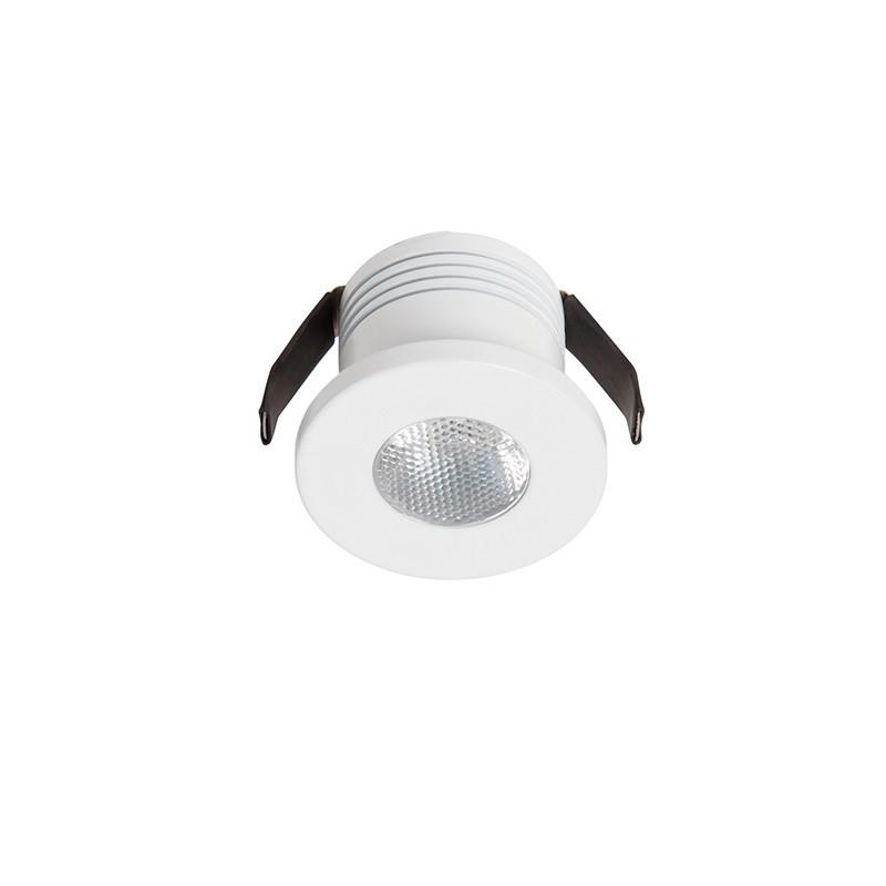 Spot LED incastrabil tavan / plafon Dotfix Micro 100951 SU, CORPURI DE ILUMINAT INTERIOR MODERN, Corpuri de iluminat, lustre, aplice, veioze, lampadare, plafoniere. Mobilier si decoratiuni, oglinzi, scaune, fotolii. Oferte speciale iluminat interior si exterior. Livram in toata tara.  a