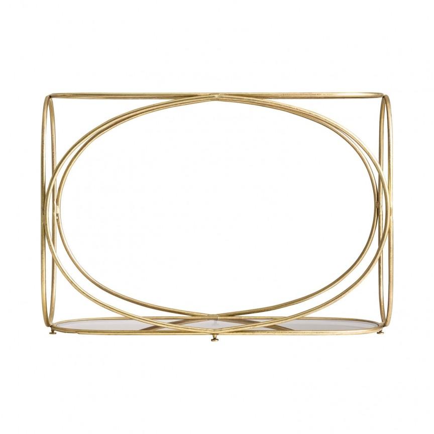 Consola eleganta design Art Deco,KRUTH 26164 VH, Console - Birouri, Corpuri de iluminat, lustre, aplice, veioze, lampadare, plafoniere. Mobilier si decoratiuni, oglinzi, scaune, fotolii. Oferte speciale iluminat interior si exterior. Livram in toata tara.  a
