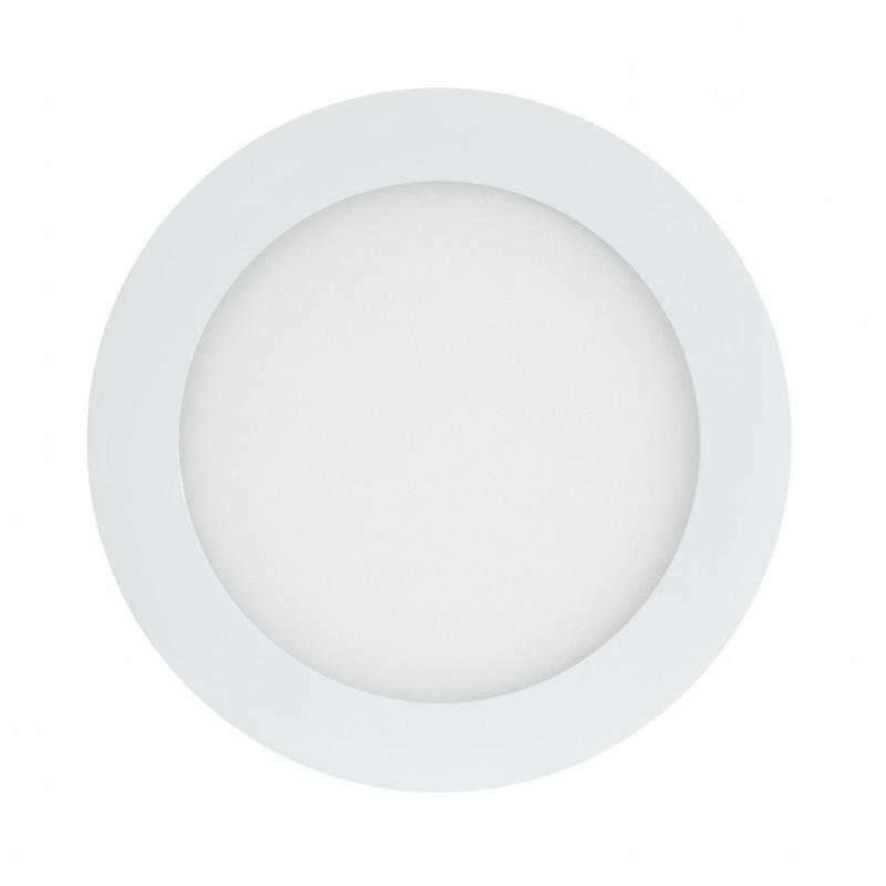 Spot LED incastrabil tavan Ø18cm Hole alb 12W 5500K 366110 SU, ILUMINAT INTERIOR LED , ⭐ modele moderne de lustre LED cu telecomanda potrivite pentru living, bucatarie, birou, dormitor, baie, camera copii (bebe si tineret), casa scarii, hol. ✅Design de lux premium actual Top 2020! ❤️Promotii lampi LED❗ ➽ www.evalight.ro. Alege oferte la sisteme si corpuri de iluminat cu LED dimabile (becuri cu leduri si module LED integrate cu lumina calda, naturala sau rece), ieftine si de lux, calitate deosebita la cel mai bun pret. a