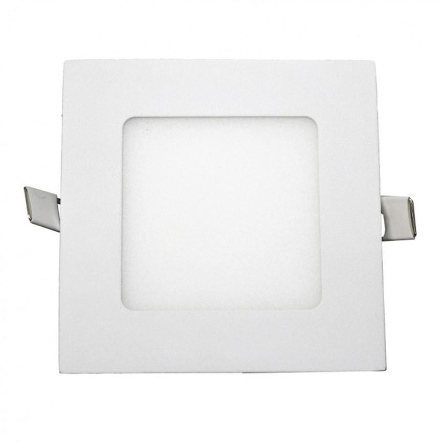 Spot LED incastrabil tavan 17cm Hole alb 12W 4000K 366118 SU, Spoturi incastrate - tavan fals / perete, Corpuri de iluminat, lustre, aplice, veioze, lampadare, plafoniere. Mobilier si decoratiuni, oglinzi, scaune, fotolii. Oferte speciale iluminat interior si exterior. Livram in toata tara.  a