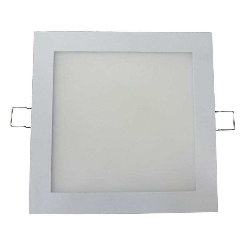 Spot LED incastrabil tavan 20cm Hole alb 18W 2700K 366126 SU, Spoturi incastrate - tavan fals / perete, Corpuri de iluminat, lustre, aplice, veioze, lampadare, plafoniere. Mobilier si decoratiuni, oglinzi, scaune, fotolii. Oferte speciale iluminat interior si exterior. Livram in toata tara.  a