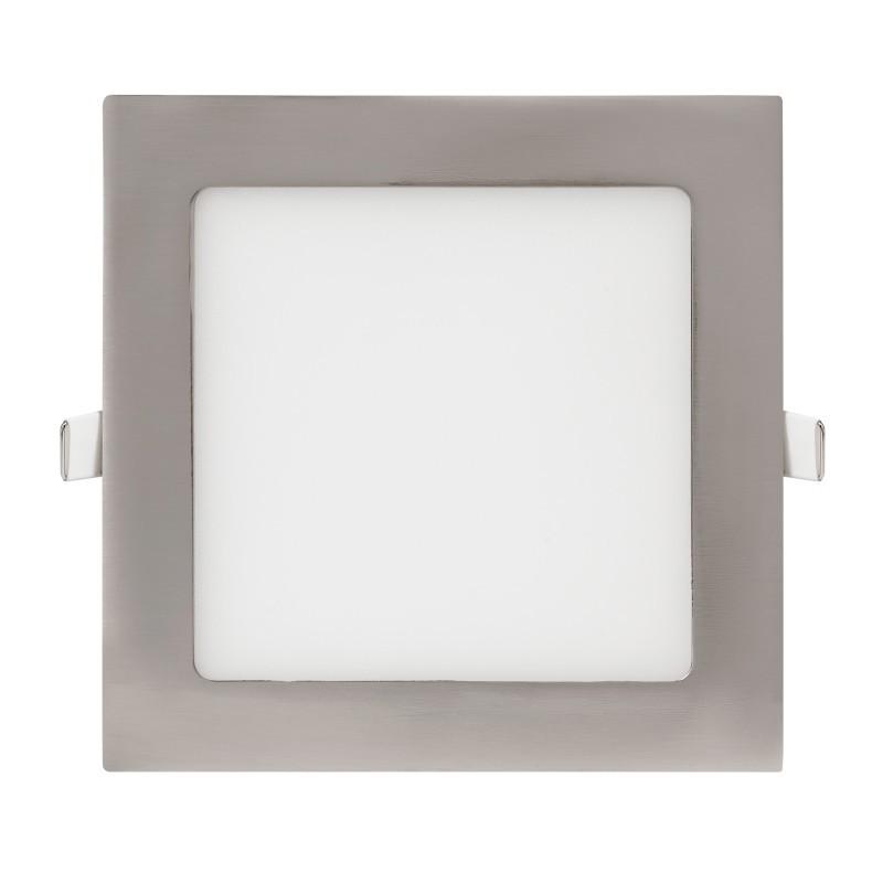 Spot LED incastrabil tavan 20cm Hole nickel 18W 4000K 366125 SU, Spoturi incastrate - tavan fals / perete, Corpuri de iluminat, lustre, aplice, veioze, lampadare, plafoniere. Mobilier si decoratiuni, oglinzi, scaune, fotolii. Oferte speciale iluminat interior si exterior. Livram in toata tara.  a