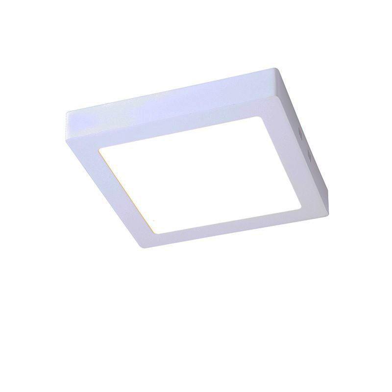 Spot LED aplicat tavan 12cm SURF alb 6W 2700K 100945 SU, Spoturi LED incastrate, aplicate, Corpuri de iluminat, lustre, aplice, veioze, lampadare, plafoniere. Mobilier si decoratiuni, oglinzi, scaune, fotolii. Oferte speciale iluminat interior si exterior. Livram in toata tara.  a
