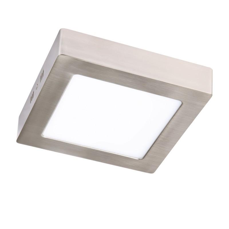 Spot LED aplicat tavan 30cm SURF nickel 30W 4000K 101074 SU, Spoturi LED incastrate, aplicate, Corpuri de iluminat, lustre, aplice, veioze, lampadare, plafoniere. Mobilier si decoratiuni, oglinzi, scaune, fotolii. Oferte speciale iluminat interior si exterior. Livram in toata tara.  a