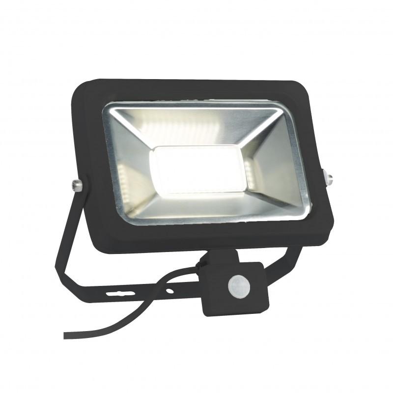 Proiector LED cu senzor iluminat exterior IP44 MASINI 10W 112322 SU, Proiectoare LED exterior⭐ iluminat arhitectural ambiental pentru fatade cladiri si casa.✅Design decorativ ornamental 2021!❤️Promotii lampi❗ Magazin➽www.evalight.ro. Alege oferte la corpuri de iluminat tip proiector cu reflector si senzor de miscare, sisteme de mare putere cu panou solar cu LED-uri, aplice, spoturi aplicate de perete sau tavan, stalpi si tarusi, profesionale de calitate la cel mai bun pret. a