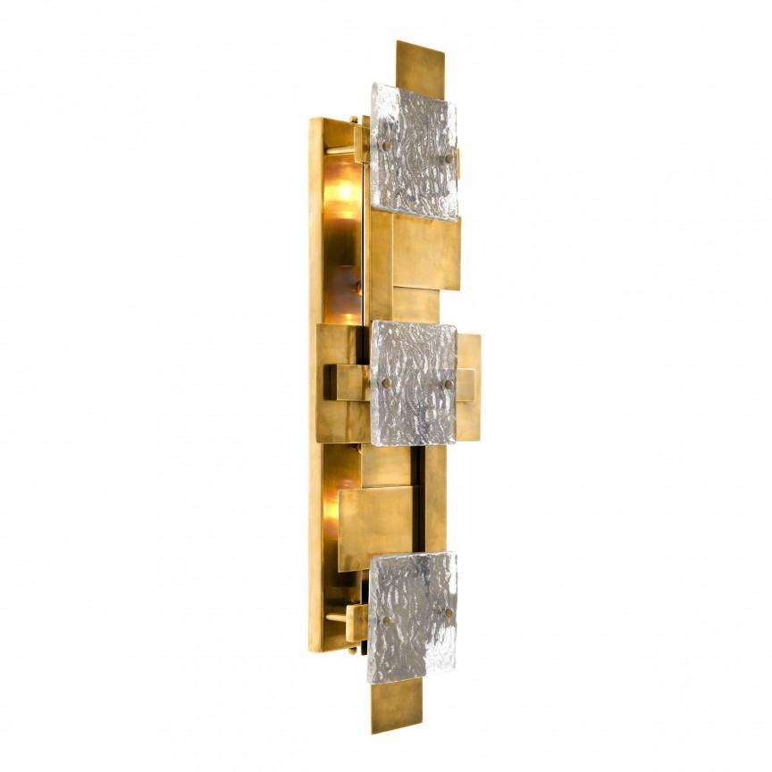 Aplica perete design LUX Langham 113134 HZ, Aplice de perete moderne, Corpuri de iluminat, lustre, aplice, veioze, lampadare, plafoniere. Mobilier si decoratiuni, oglinzi, scaune, fotolii. Oferte speciale iluminat interior si exterior. Livram in toata tara.  a