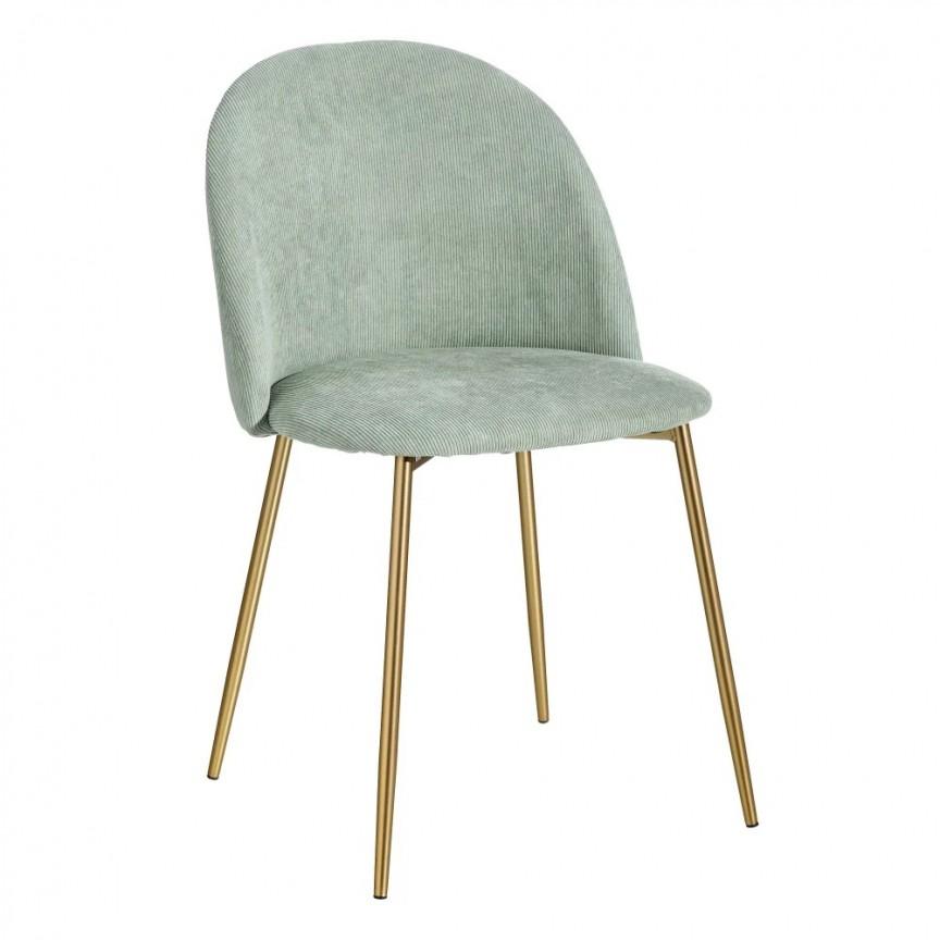 Set de 2 scaune design modern Steph, verde-auriu SX-121814, Seturi scaune dining, scaune HoReCa, Corpuri de iluminat, lustre, aplice, veioze, lampadare, plafoniere. Mobilier si decoratiuni, oglinzi, scaune, fotolii. Oferte speciale iluminat interior si exterior. Livram in toata tara.  a