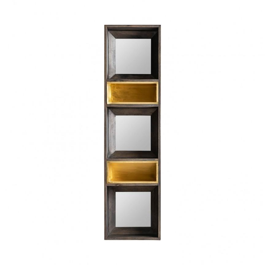 Raft design art deco VEX 26157 VH, Vitrine - Rafturi, Corpuri de iluminat, lustre, aplice, veioze, lampadare, plafoniere. Mobilier si decoratiuni, oglinzi, scaune, fotolii. Oferte speciale iluminat interior si exterior. Livram in toata tara.  a