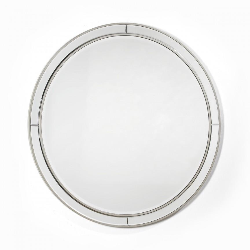 Oglinda decorativa Silver, 90cm 36636/00 TN, Oglinzi decorative moderne✅ decoratiuni de perete cu oglinda⭐ modele mari si rotunde pentru Hol, Living, Dormitor si Baie.❤️Promotii la oglinzi cu design decorativ❗ Intra si vezi poze ✚ pret ➽ www.evalight.ro. ➽ sursa ta de inspiratie online❗ Alege oglinzi deosebite Art Deco de lux pentru decorare casa, fabricate de branduri renumite. Aici gasesti cele mai frumoase si rafinate obiecte de decor cu stil contemporan unicat, oglinzi elegante cu suport de prindere pe perete, de masa sau de podea potrivite pt dresing, cu rama din metal cu aspect antichizat sau lemn de culoare aurie, sticla argintie in diferite forme: oglinzi in forma de soare, hexagonale tip fagure hexagon, ovale, patrate mici, rectangulara sau dreptunghiulara, design original exclusivist: industrial style, retro, vintage (produse manual handmade), scandinav nordic, clasic, baroc, glamour, romantic, rustic, minimalist. Tendinte si idei actuale de designer pentru amenajari interioare premium Top 2020❗ Oferte si reduceri speciale cu vanzare rapida din stoc, oglinzi de calitate la cel mai bun pret. a