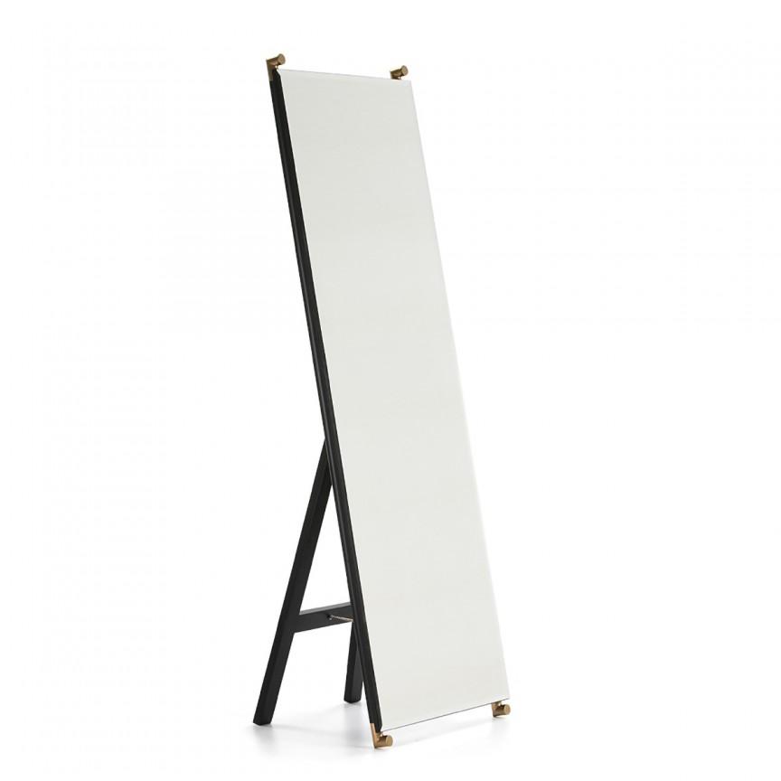 Oglinda de podea design modern Black 180cm 36638/00 TN, Oglinzi decorative,  a