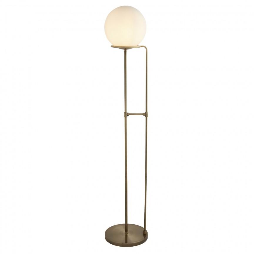 Lampadar / Lampa de podea deosebita design vintage Sphere EU8093AB SRT, NOU ! Lustre VINTAGE, RETRO, INDUSTRIA Style, Corpuri de iluminat, lustre, aplice, veioze, lampadare, plafoniere. Mobilier si decoratiuni, oglinzi, scaune, fotolii. Oferte speciale iluminat interior si exterior. Livram in toata tara.  a