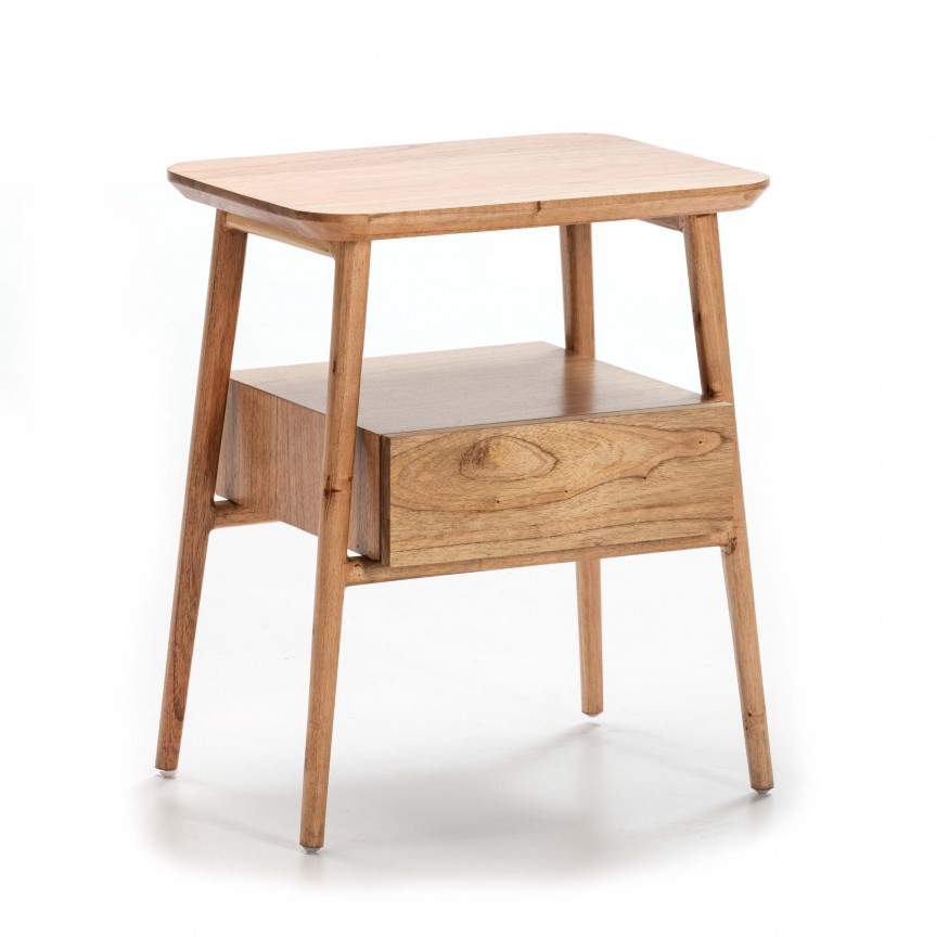 Noptiera lemn masiv design clasic,Ashley 76427/11 TN, Paturi - Noptiere dormitor,  a