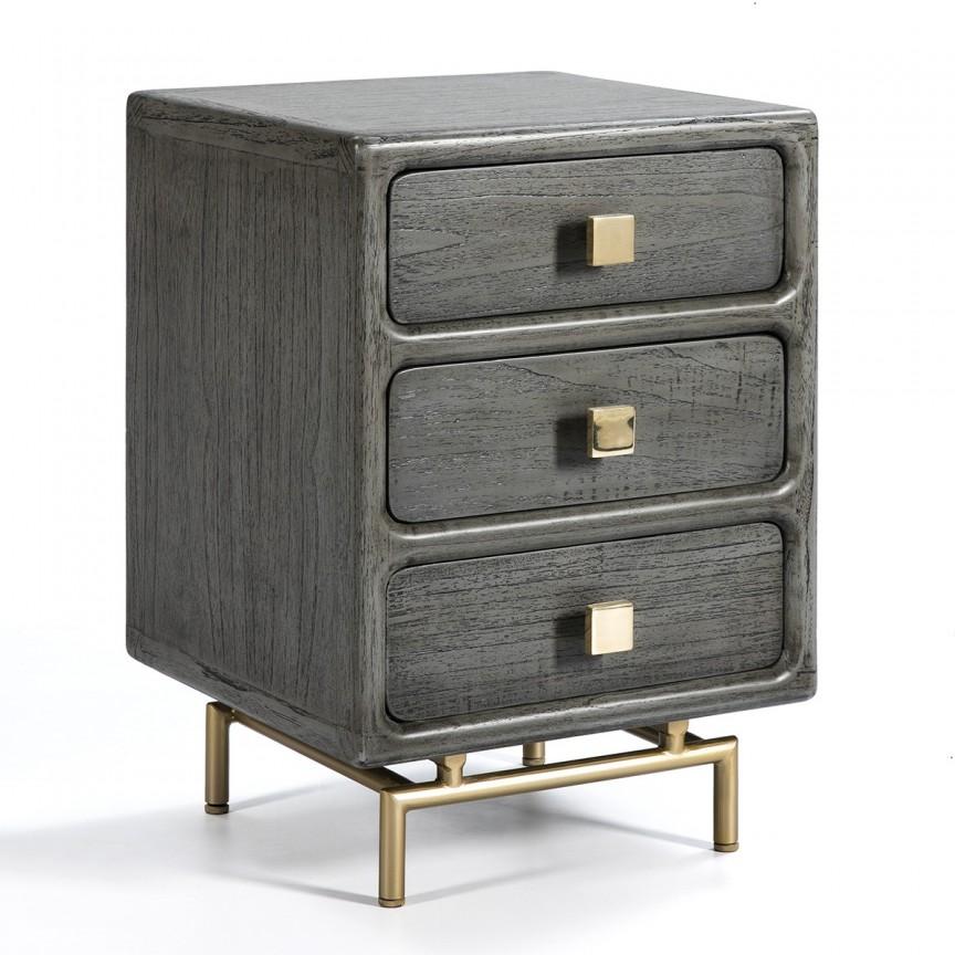 Noptiera eleganta design clasic,Thea 26455/22 TN, Paturi - Noptiere dormitor,  a