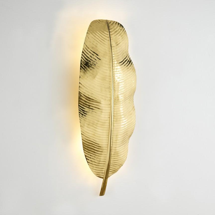 Aplica lumina ambientala Golden 65662/00 TN , Aplice de perete moderne, Corpuri de iluminat, lustre, aplice, veioze, lampadare, plafoniere. Mobilier si decoratiuni, oglinzi, scaune, fotolii. Oferte speciale iluminat interior si exterior. Livram in toata tara.  a