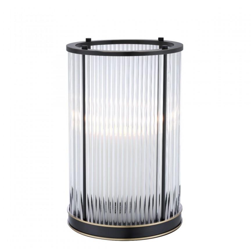Suport lumanare design LUX Mayson M, bronz lucios 113758 HZ, Parfumuri de camera- Idei cadouri- Obiecte decorative,  a