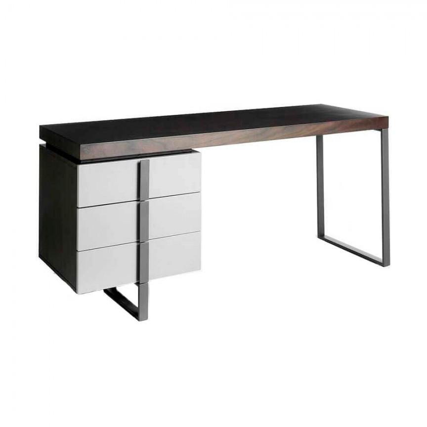 Birou modern design LUX, Prestige CP1706-DK, Console - Birouri,  a