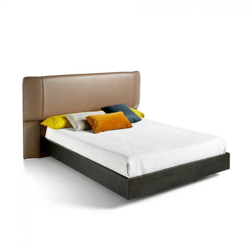 Pat modern design LUX, Prestige CP1706-B, Paturi - Noptiere dormitor,  a