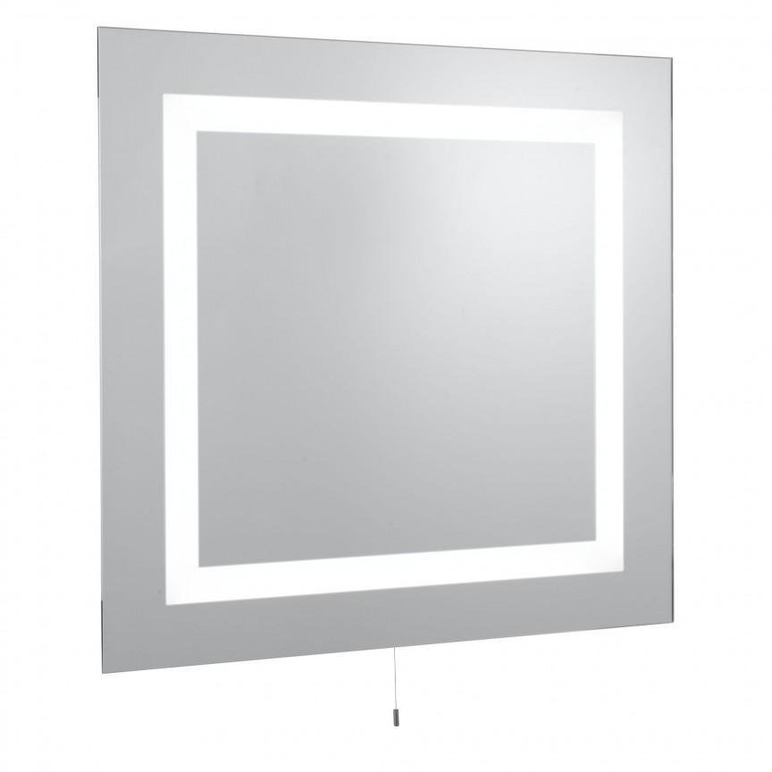 Oglinda cu iluminat LED pentru baie IP44 Bathroom 8510 SRT, Oglinzi de baie cu iluminare LED, ⭐ modele moderne decorative potrivite pentru baia ta.✅ Design premium actual Top 2020!❤️Promotii❗ ➽ www.evalight.ro. Alege oferta la oglinda cu LED baie cu lumina incorporata de tip dulap rotunda, patrata si dreptunghiulara, ieftine si de calitate deosebita la cel mai bun pret. a