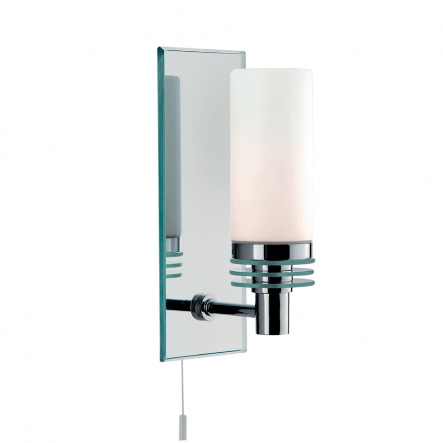 Aplica de perete pentru baie IP44 Lima 5611-1CC-LED SRT, Aplice pentru baie, oglinda, tablou, Corpuri de iluminat, lustre, aplice, veioze, lampadare, plafoniere. Mobilier si decoratiuni, oglinzi, scaune, fotolii. Oferte speciale iluminat interior si exterior. Livram in toata tara.  a
