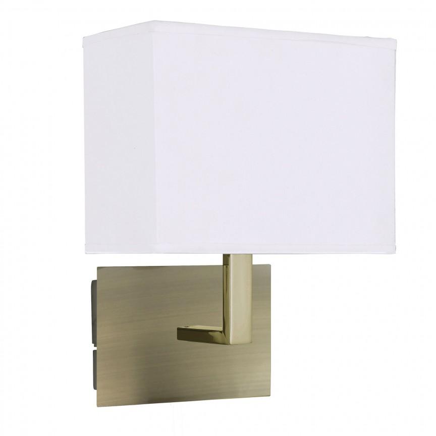 Aplica perete moderna Wall alama antic 5519AB SRT, Aplice de perete moderne, Corpuri de iluminat, lustre, aplice, veioze, lampadare, plafoniere. Mobilier si decoratiuni, oglinzi, scaune, fotolii. Oferte speciale iluminat interior si exterior. Livram in toata tara.  a