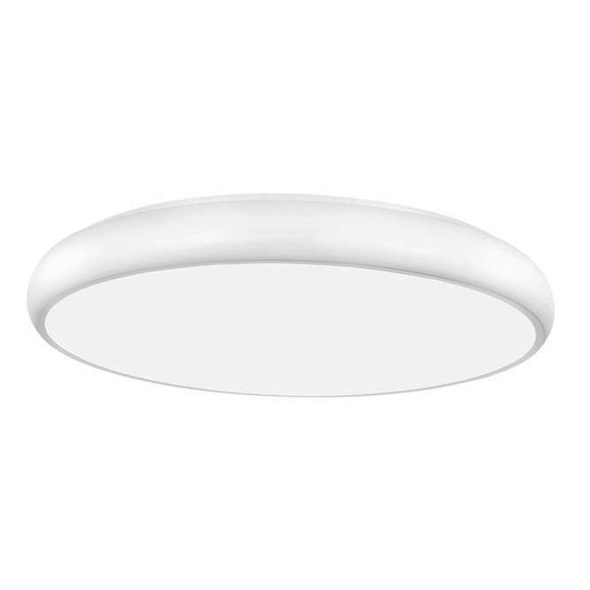 Plafoniera LED design modern Gap alb, 61cm, Promotii si Reduceri⭐ Oferte ✅Corpuri de iluminat ✅Lustre ✅Mobila ✅Decoratiuni de interior si exterior.⭕Pret redus online➜Lichidari de stoc❗ Magazin ➽ www.evalight.ro. a