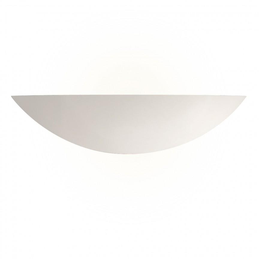 Aplica de perete stil clasic ceramica Wall 102 SRT, Aplice de perete moderne, Corpuri de iluminat, lustre, aplice, veioze, lampadare, plafoniere. Mobilier si decoratiuni, oglinzi, scaune, fotolii. Oferte speciale iluminat interior si exterior. Livram in toata tara.  a