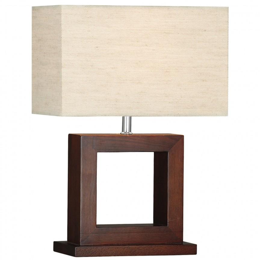 Veioza / Lampa de masa eleganta design decorativ Calven EU9000 SRT, Veioze, Lampi de masa, Corpuri de iluminat, lustre, aplice, veioze, lampadare, plafoniere. Mobilier si decoratiuni, oglinzi, scaune, fotolii. Oferte speciale iluminat interior si exterior. Livram in toata tara.  a