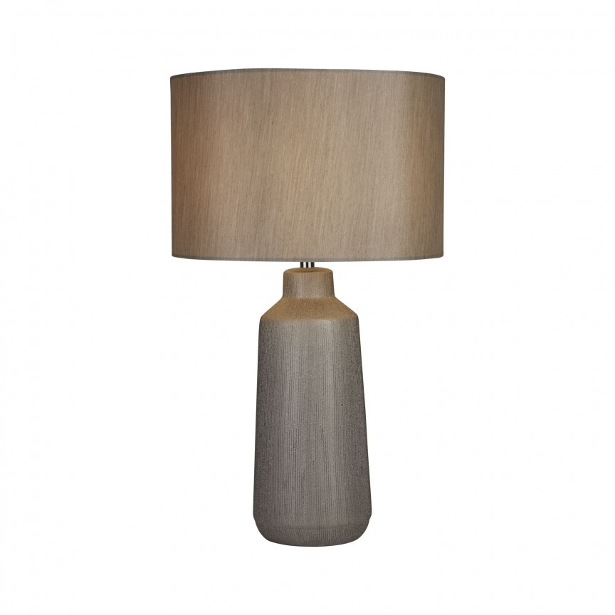 Veioza / Lampa de masa decorativa cu touch Isla EU4091SI SRT, Veioze, Lampi de masa, Corpuri de iluminat, lustre, aplice, veioze, lampadare, plafoniere. Mobilier si decoratiuni, oglinzi, scaune, fotolii. Oferte speciale iluminat interior si exterior. Livram in toata tara.  a