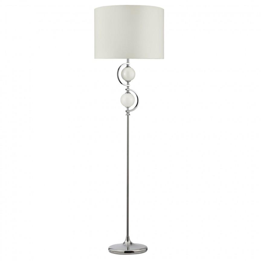 Lampadar / Lampa de podea moderna Floor Lamp EU2965WH SRT, CORPURI DE ILUMINAT INTERIOR MODERN, Corpuri de iluminat, lustre, aplice, veioze, lampadare, plafoniere. Mobilier si decoratiuni, oglinzi, scaune, fotolii. Oferte speciale iluminat interior si exterior. Livram in toata tara.  a