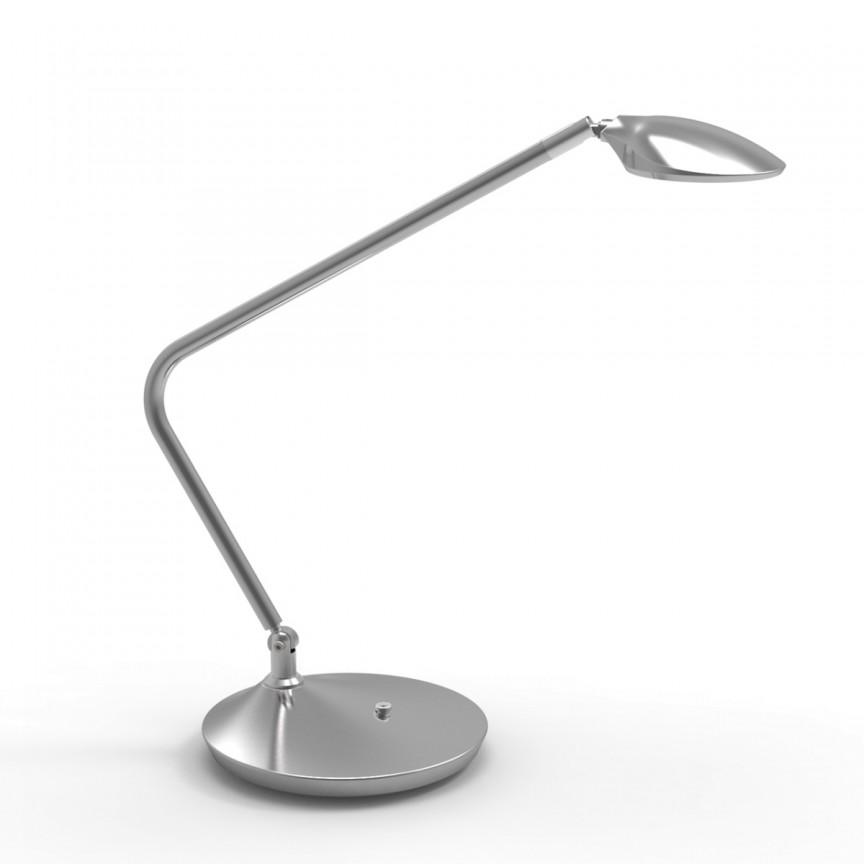 Lampa de birou LED design modern Galaxy 632035901 MW, Lampi LED si Telecomanda, Corpuri de iluminat, lustre, aplice, veioze, lampadare, plafoniere. Mobilier si decoratiuni, oglinzi, scaune, fotolii. Oferte speciale iluminat interior si exterior. Livram in toata tara.  a