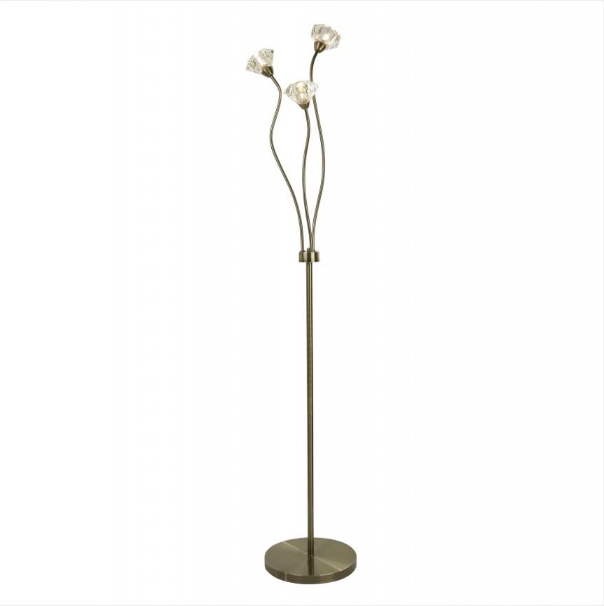 Lampadar / Lampa de podea design modern Sierra EU3733AB SRT, Cele mai noi produse 2020 a