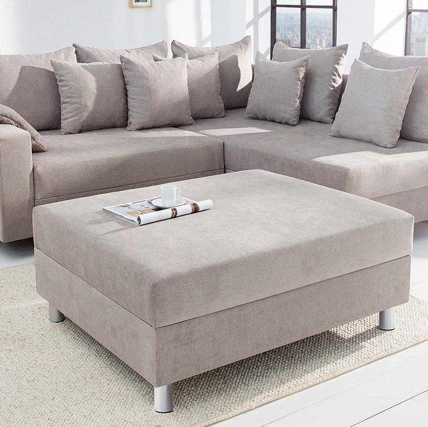 Taburete modern pentru canapeaua Loft greige A-38375 VC, Cele mai noi produse 2020 a