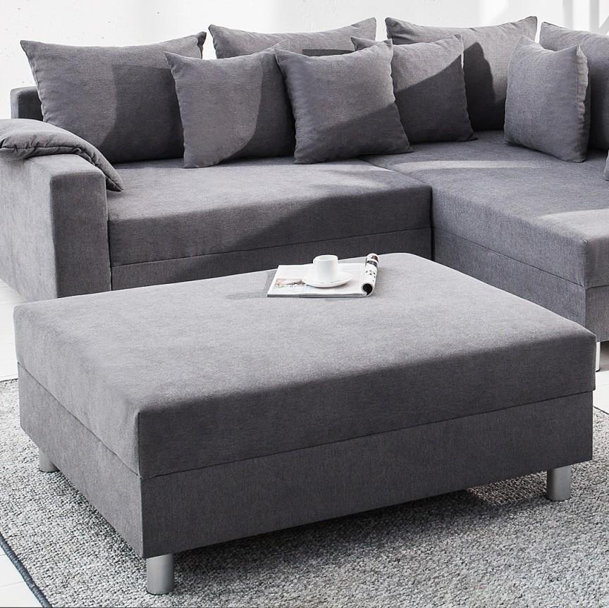 Taburete modern pentru canapeaua Loft gri A-38374 VC, Cele mai noi produse 2020 a