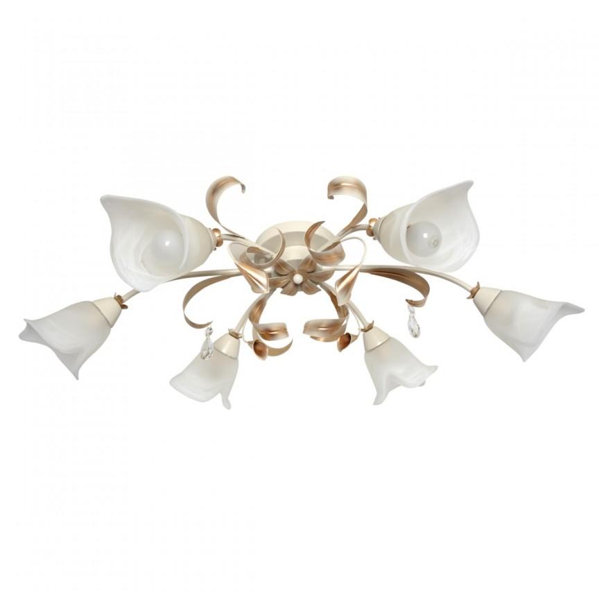 Lustra eleganta design clasic Verona 242017406 MW, Lustre aplicate, Plafoniere clasice,  a
