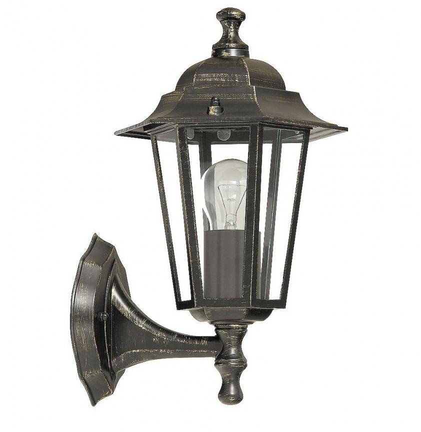 Aplica de perete exterior IP43, up light, auriu antic Velence 8234 RX, Aplice de exterior clasice, rustice, traditionale,  a