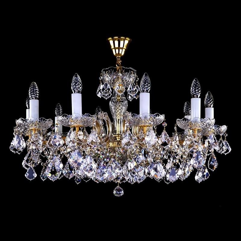 Candelabru 1 brate design LUX Cristal Exclusiv MARIA TEREZIA 45, LUSTRE CRISTAL, Corpuri de iluminat, lustre, aplice, veioze, lampadare, plafoniere. Mobilier si decoratiuni, oglinzi, scaune, fotolii. Oferte speciale iluminat interior si exterior. Livram in toata tara.  a