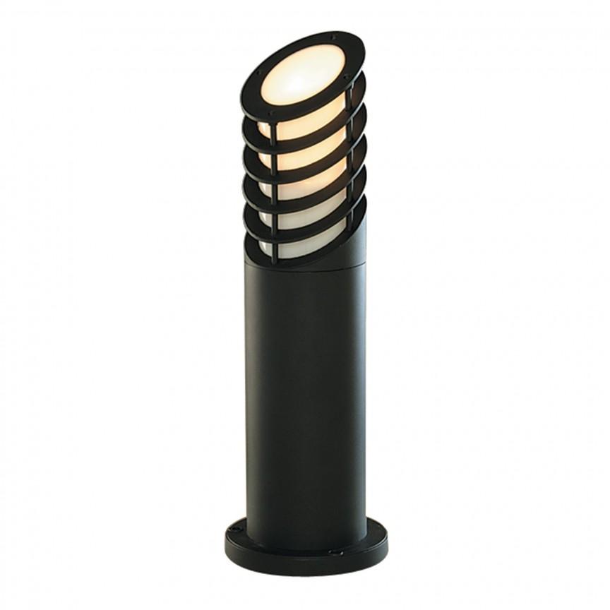 Stalp modern de exterior IP44 Outdoor H-45cm 1086-450 SRT, Stalpi de iluminat exterior mici si medii , Corpuri de iluminat, lustre, aplice, veioze, lampadare, plafoniere. Mobilier si decoratiuni, oglinzi, scaune, fotolii. Oferte speciale iluminat interior si exterior. Livram in toata tara.  a