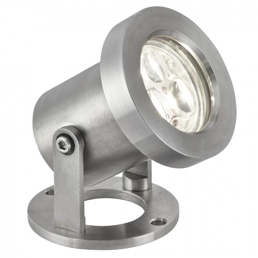 Proiector LED pentru iluminat exterior IP65 Outdoor 6223SS SRT, Proiectoare LED exterior , ⭐sisteme de iluminat de mare putere potrivite pentru iluminatul ambiental decorativ al fatadelor cladirilor, gradini, parcuri, intrari casa si terasa.✅Design premium actual Top 2020!❤️Promotii Lampi cu Proiectoare LED de exterior❗ ➽ www.evalight.ro. Alege oferte la corpuri de iluminat cu reflectoare care produc o lumina foarte puternica, rezistente la apa, de tip aplice de perete si tavan, spot, aplicate pe stalpi si cladiri, directionabile cu lumina reglabila, lampi cu panou solar si senzori de miscare, becuri halogene economice si lampi cu LED, ieftine si de lux, calitate deosebita la cel mai bun pret. a