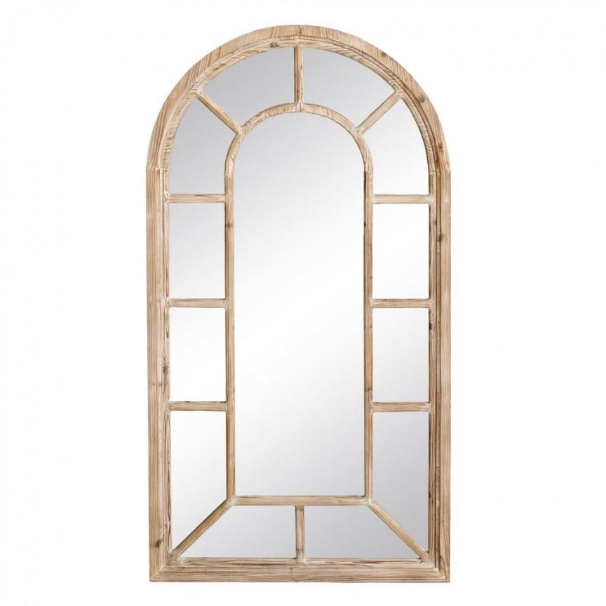 Oglinda design fereastra VENTANA, 81x152cm SX-151538, Oglinzi decorative,  a