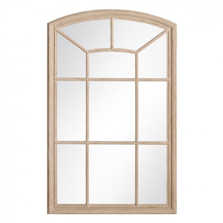 Oglinda design fereastra VENTANA, 90x140cm DZ-151531, Oglinzi decorative,  a