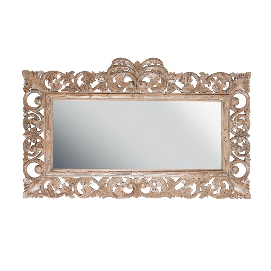 Oglinda decorativa design clasic 180x110cm Ella 28145 VH, Oglinzi decorative,  a