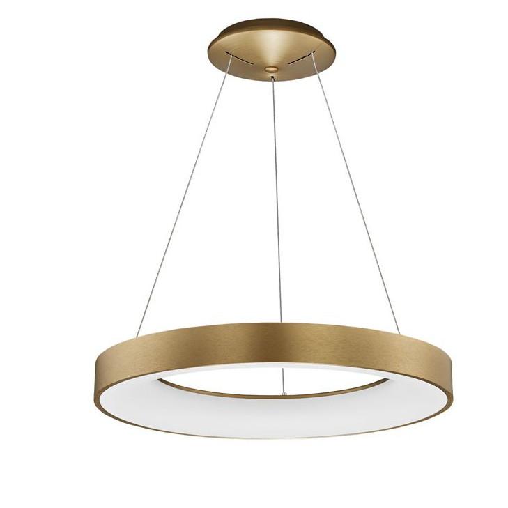 Lustra LED design modern circular RANDO THIN auriu 3000K NVL-9453454, Corpuri de iluminat LED pentru interior⭐ moderne: Lustre LED, Aplice LED, Plafoniere LED, Candelabre LED, Spoturi LED, Veioze LED, Lampadare LED.✅DeSiGn decorativ 2021!❤️Promotii lampi LED❗ Magazin online ➽ www.evalight.ro. Alege oferte la corpuri de iluminat cu LED, ieftine de calitate deosebita la cel mai bun pret. a