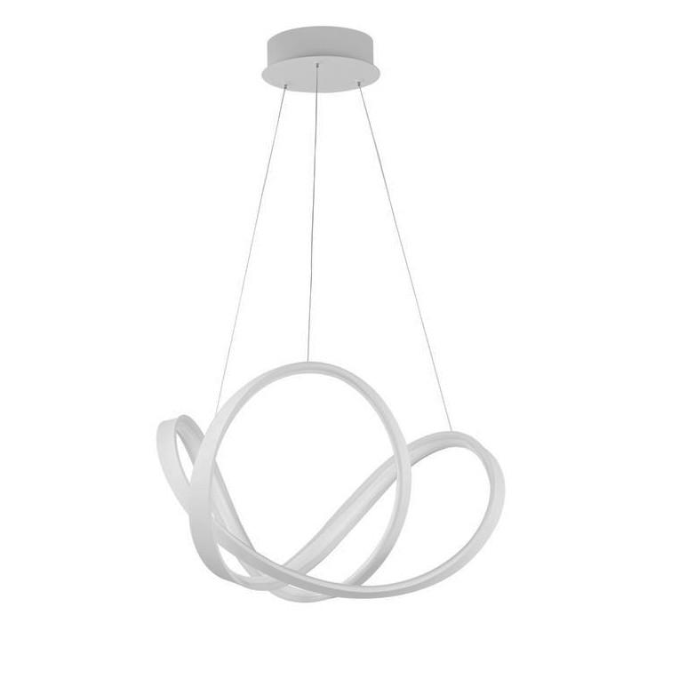 Lustra LED suspendata design modern APUS alba NVL-9348054, Corpuri de iluminat LED pentru interior⭐ moderne: Lustre LED, Aplice LED, Plafoniere LED, Candelabre LED, Spoturi LED, Veioze LED, Lampadare LED.✅DeSiGn decorativ 2021!❤️Promotii lampi LED❗ Magazin online ➽ www.evalight.ro. Alege oferte la corpuri de iluminat cu LED, ieftine de calitate deosebita la cel mai bun pret. a