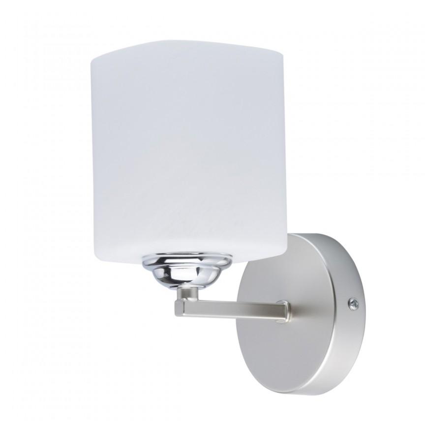 Aplica eleganta design modern Alpha 673023701 MW, Promotii si Reduceri⭐ Oferte ✅Corpuri de iluminat ✅Lustre ✅Mobila ✅Decoratiuni de interior si exterior.⭕Pret redus online➜Lichidari de stoc❗ Magazin ➽ www.evalight.ro. a