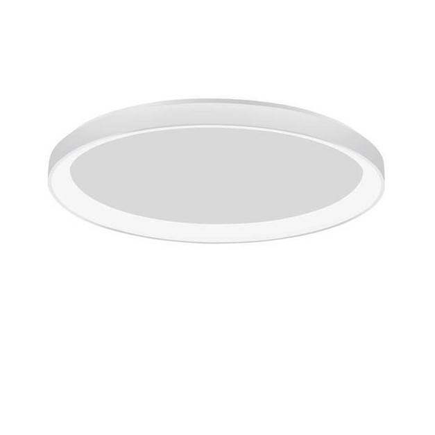 Lustra LED moderna aplicata design slim Ø58cm PERTINO alba NVL-9853675 , Plafoniere LED, Spoturi LED, Corpuri de iluminat, lustre, aplice, veioze, lampadare, plafoniere. Mobilier si decoratiuni, oglinzi, scaune, fotolii. Oferte speciale iluminat interior si exterior. Livram in toata tara.  a