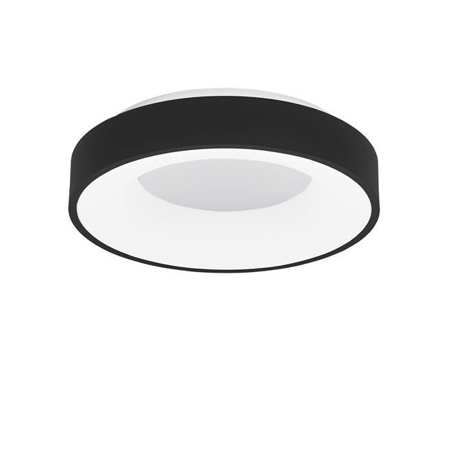Plafoniera LED moderna Ø38cm RANDO THIN negru NVL-9353831, Plafoniere LED, Spoturi LED, Corpuri de iluminat, lustre, aplice, veioze, lampadare, plafoniere. Mobilier si decoratiuni, oglinzi, scaune, fotolii. Oferte speciale iluminat interior si exterior. Livram in toata tara.  a