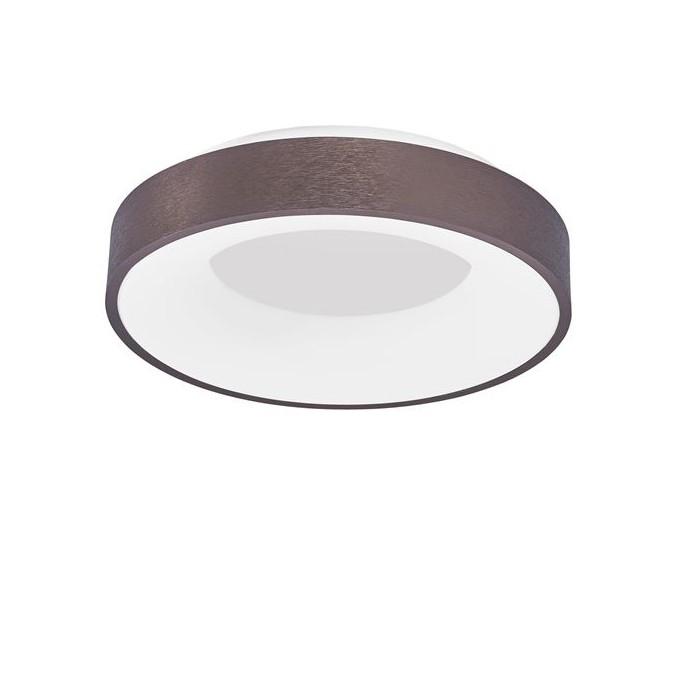 Plafoniera LED moderna Ø38cm RANDO THIN cafenie NVL-9353833, Plafoniere LED, Spoturi LED, Corpuri de iluminat, lustre, aplice, veioze, lampadare, plafoniere. Mobilier si decoratiuni, oglinzi, scaune, fotolii. Oferte speciale iluminat interior si exterior. Livram in toata tara.  a